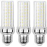 HZSANUE E27 LED Maïs Lampen 20W, 150W Gloeilampen Equivalent, 3000K Warm Wit,2000Lm, Edison Schroef LED Lampen, niet Dimbaar,