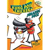 Jurassic Peck: A Branches Book (Kung Pow Chicken #5)