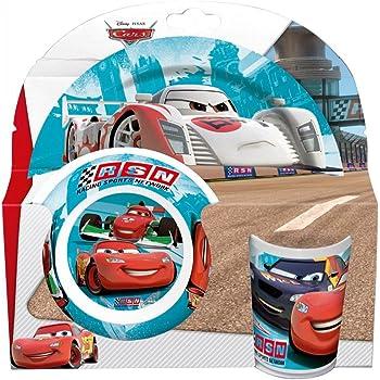Melamin Set Disney Cars, myToyscenter Geschirr