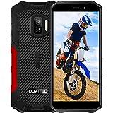 "Telefono Móvil Resistente OUKITEL WP12(2021), Android 11 Impermeable Smartphone 4GB+32GB, 5.5"" HD+IP68+4000mAh Batería, Doble"