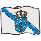 Finoly Spille Spilla Pin Strade Santiago Compostela per L'Abbigliamento Vari Disegni Xacobeo Jacobeo (Spille Bandiera…