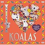 I Heart Koalas (I Heart Colouring)