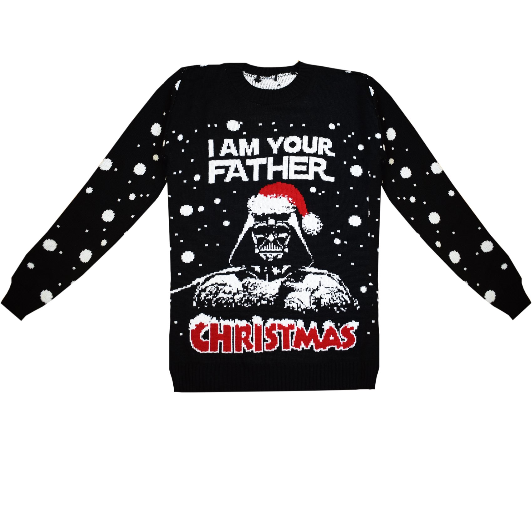 I Am Your Father Christmas Ladies Mens New Season Star Wars Darth