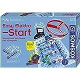 KOSMOS 620547 Easy Elektro - Start, Spannende Stromkreise mit Motor und Messgerät erforschen, Experimentierkasten zu…