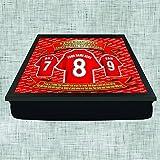 Liverpool Football Shirt Personalised Lap Tray Gift