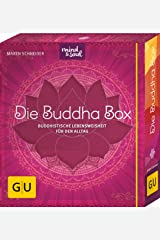 Die Buddha-Box: Buddhistische Lebensweisheit für den Alltag (GU Buch plus Körper, Geist & Seele) Taschenbuch