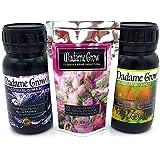MADAME GROW / Kit Bloom Complet - REVIENTA COGOLLOS/Marihuana o Cannabis/mas Frutos, Flores o cogollos Floración Explosiva -