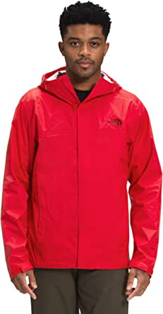 The North Face Men's Venture 2 Jacket, TNF Red, L