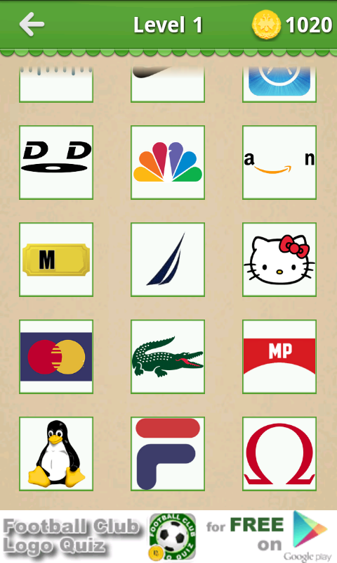 Guess The Brand Logo Mania Amazon Co Uk Appstore For