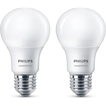 Philips LEDclassic Lampe ersetzt 60 W, E27, warmweiß (2700K), 806 ...