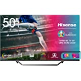 "Hisense 50U71QF Smart TV ULED Ultra HD 4K 50"", Quantum Dot, Dolby Vision HDR, HDR10+, Dolby Atmos, Full Array Local Dimming,"
