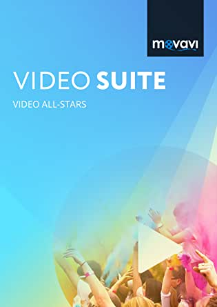Movavi Video Suite 17 Video Editing Software Personal [Download]