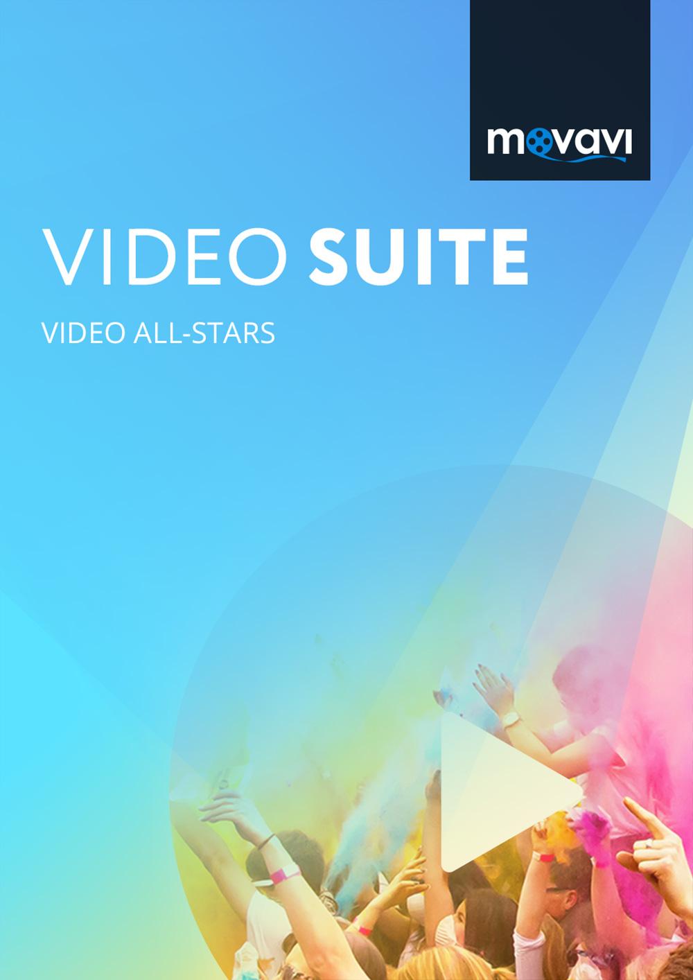 Movavi Video Suite 17 Personnelle
