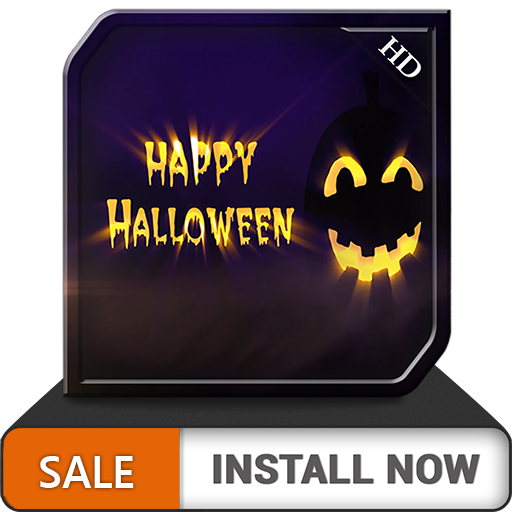 Happy Halloween HD - Creepy Horror theme for Fire Devices & ()
