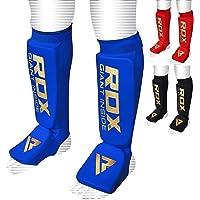 RDX Paratibia MMA Parastinchi Shin Pad Imbottito Kick Boxing Muay Thai