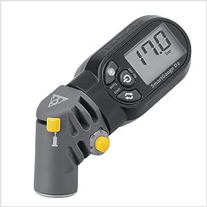 Topeak Präzisions Digital Manometer Smartgauge D2 Druckluftprüfer Grey One Size Sport Freizeit