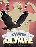 Les agents secrets de l'Olympe, Tome 3 : Dans l'antre du Cyclope