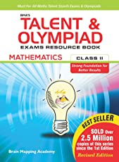 BMA's Talent & Olympiad Exams Resource Book for Class - 2 (Maths)