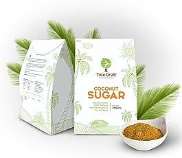 Tree Grab Coconut Sugar 100% Natural, Unrefined and Pure - 250 gms