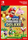 New Super Mario Bros U Deluxe | Nintendo Switch - Codice download
