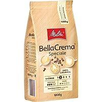 Melitta Ganze Kaffeebohnen, 100% Arabica, milder Geschmack, leichter Charakter, Stärke 2, BellaCrema Speciale, 1kg