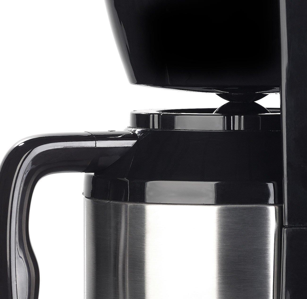 Rosenstein-Shne-Kaffeemaschine-Filterkaffee-Maschine-mit-Isolierkanne-1-Liter-8-Tassen-800-Watt-Filterkaffeemaschine