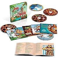 Die Giraffenaffen Box (Limitierte 5cd Box)