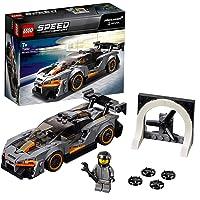 LEGO 75892 Speed Champions McLaren Senna, Set de Construction, modèle de Pack d'extension Forza Horizon 4