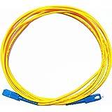 10m SC-SC SingleMode Fiber Optic Patch Cable Fiber Cables SC to SC SC Optical Connector