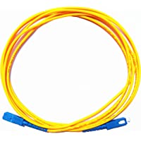 10m SC-SC SingleMode Fiber Optic Patch Cable Fiber Cables SC to SC SC Optical Connector