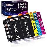Zambrero 934 935 Cartucce d'inchiostro Sostituzione per HP 934XL 935XL Compatibile per HP Officejet Pro 6230 6830 6835, HP Of