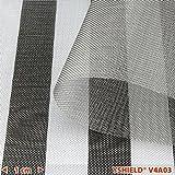 YSHIELD® V4A Edelstahlgewebe V4A03 | HF+NF | Breite 100 cm | 1 Laufmeter