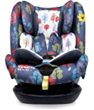 Cosatto All in All + Baby to Child Car Seat | Group 0+123, 0-36 kg, 0-12 years, ISOFIX, Extended Rear Facing, Anti-Escape, Reclines (Harewood)