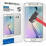 2 x Set BaboTech® Premium Panzerfolie Display Schutzfolie für Samsung Galaxy S6 Edge Plus (5.7 Zoll) Klar Extrem Shock-Absorbierend