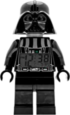 LEGO Star Wars Figure Clock - Darth Vader