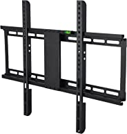 MODERN LIFE Fixed TV Wall Mount TV Bracket for 26-75 Inch LG Samsung Sony Hisense Blaupunkt Philips LED LCD Plasma 4K 1080p 3D Smart TV,Max VESA 600x400mm