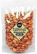 Urban Platter California Almonds, 500g