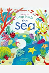 Peep Inside The Sea: 1 Board book