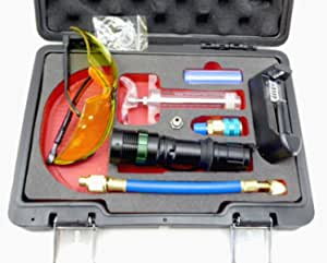 Mekanik 3 W Uv Leckdetektor Led Lampenset Finden Lecks Klimaanlage Motoren Getriebe Auto