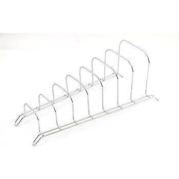 "IKEA Deckelhalter ""Variera"" - Edelstahl: Amazon.de: Küche"