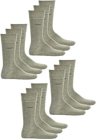 Joop! calze da uomo 12 paia - calze, calzettoni, business - scelta di colori (4x 3-Pack)