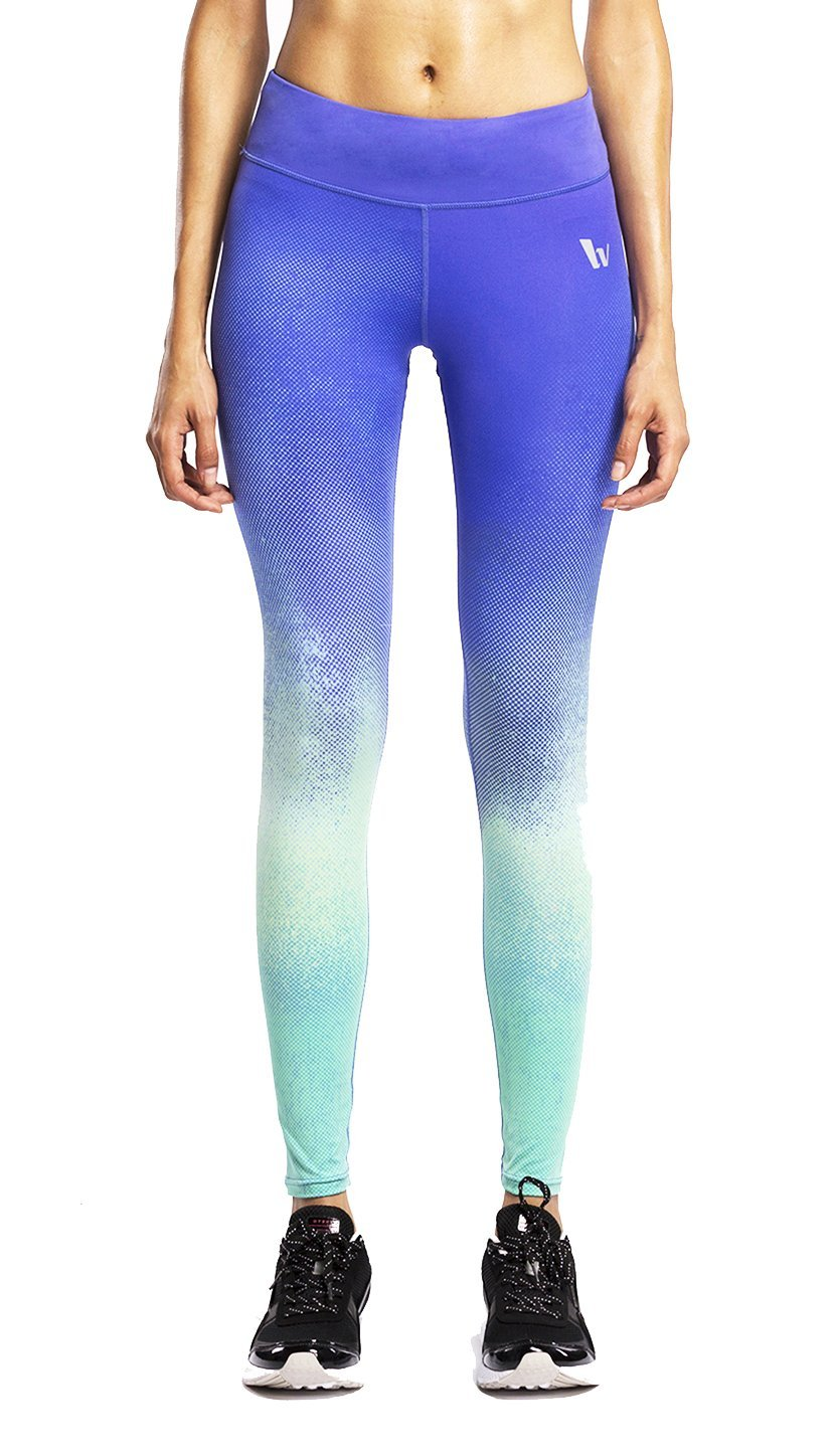 93ae5ddefdc13 71WOP2eemAL - Fringoo ® Women's Compression Leggings Workout Tights Running  Fitness Pillates Yoga Pants Base Layer