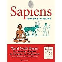 Sapiens - tome 2 (BD): Les piliers de la civilisation