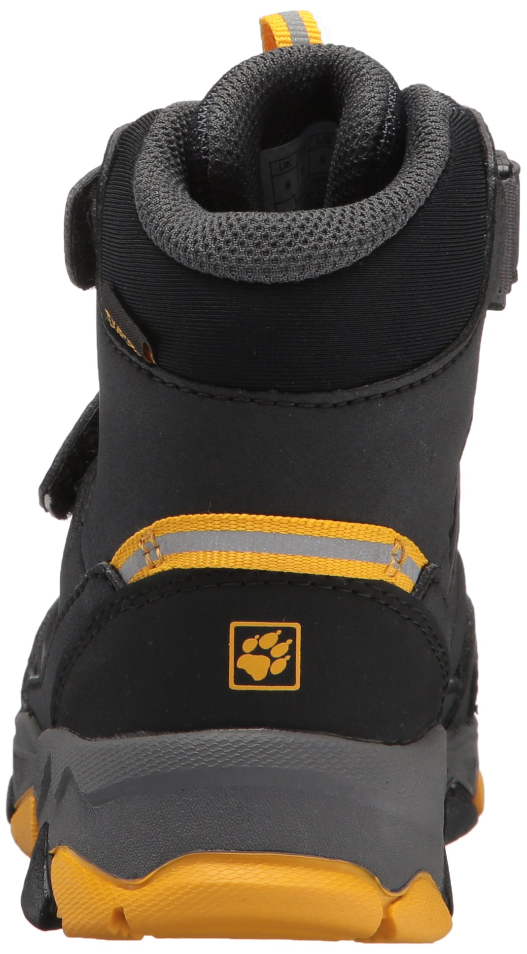 Jack Wolfskin Boy's Unisex Kids' MTN Attack 2 Texapore Mid Vc K High Rise Hiking Shoes Child 2