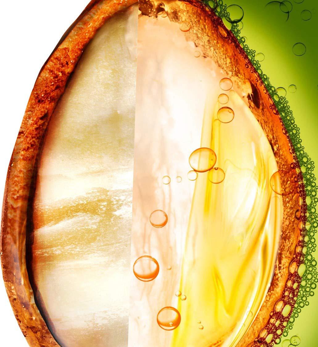 Garnier Fructis – Nutri Rizos Secado al Aire Crema Sin Aclarado para Pelo Rizado u Ondulado – 3 Unidades x 400 ml