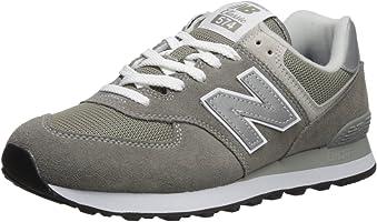 New Balance Herren 574v2 Core Sneaker, Schwarz