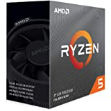 AMD Ryzen 5 3600 Processor (6C/12T, 35 MB Cache, 4.2 GHz Max Boost)