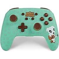 PowerA Enhanced Wireless Controller for Nintendo Switch – Animal Crossing K.K. Slider