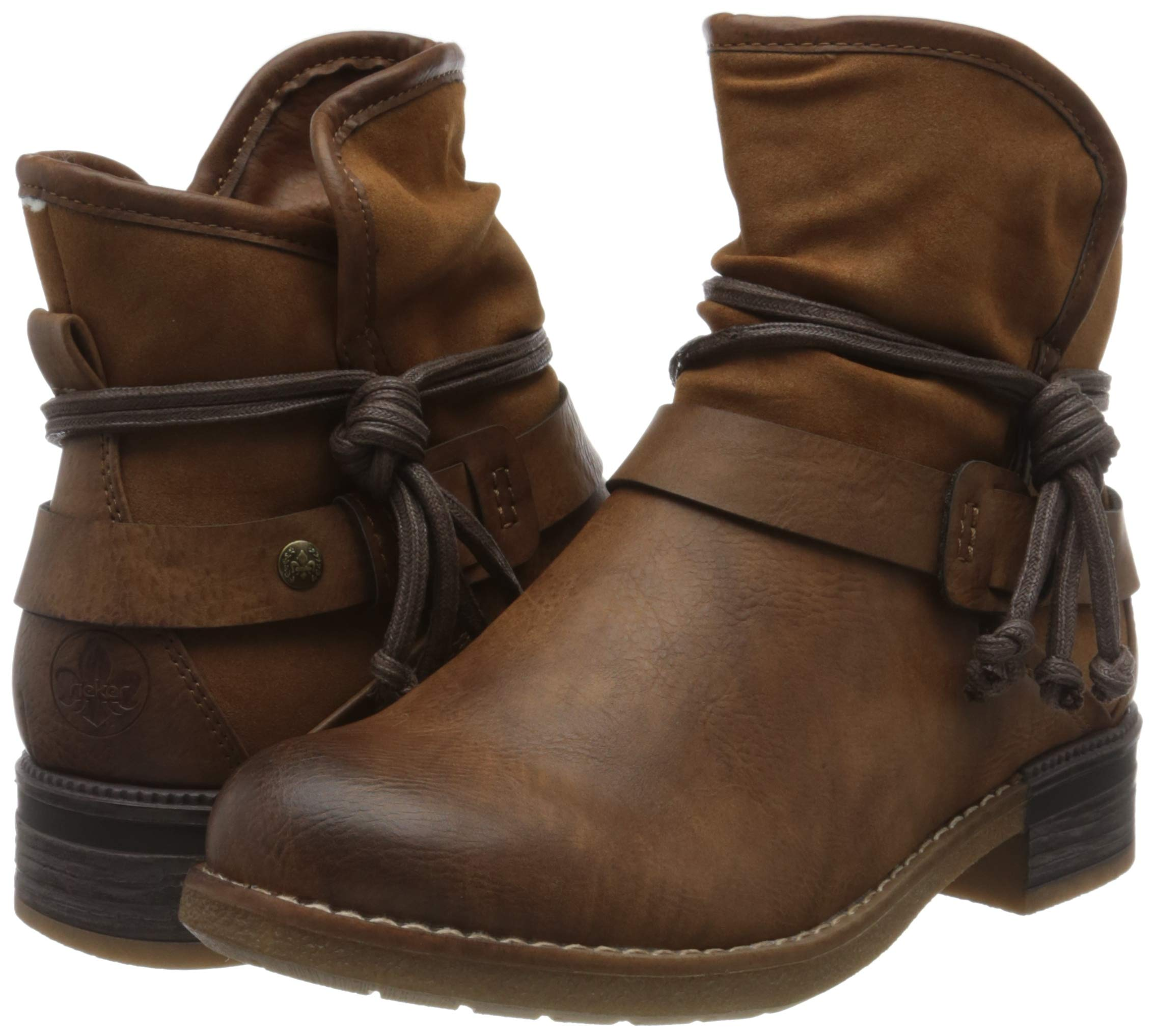 Rieker Women's Herbst/Winter Ankle Boots 19