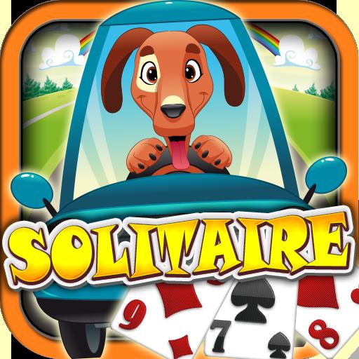 Dog City Solitaire HD Free (Den Bingo-spiele Für Kostenlos Kindle)